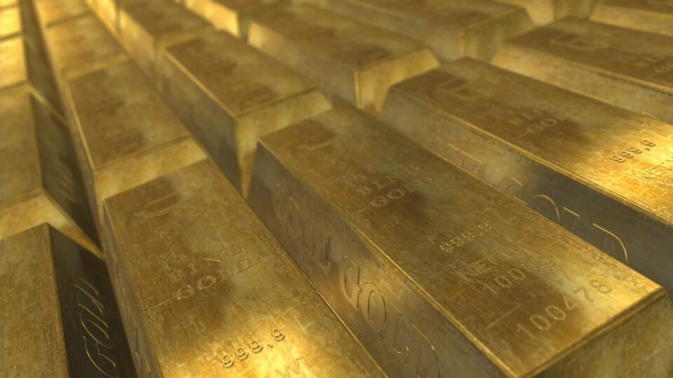 Zlato zdraželo na tohtoročné maximum, za mesiac cena stúpla o päť percent